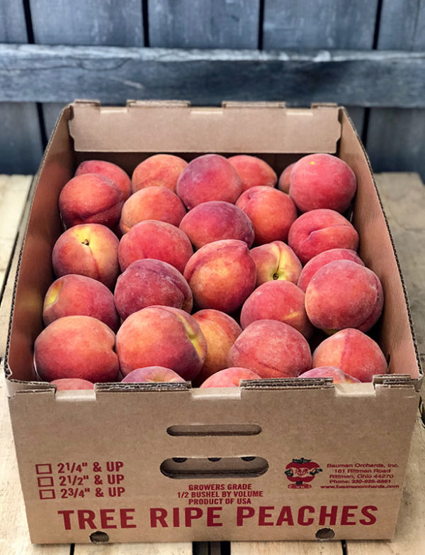 Bauman Orchards - Peaches